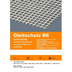 Teppich Stop B6