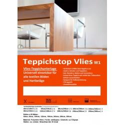 Teppich Stop W1