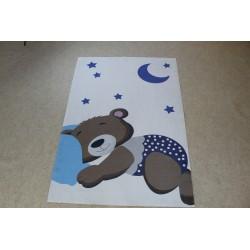 Kinder-Teppich Bär