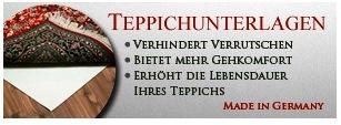 TEPPICH UNTERLAGEN